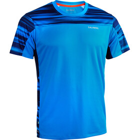 Salming Motion Running T-shirt Men blue
